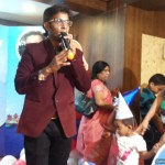 Event Emcee Anchor and Actor Thamizharasan Karunakaran