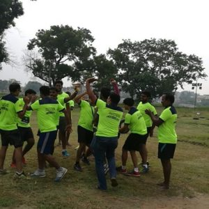 Bootcamp Demo by Lite Weight Fitness Bootcamp Experts at YMCA Nandanam Bootcamp Marathon Challenge hosted by Tamilnadu Sports Anchor Thamizh