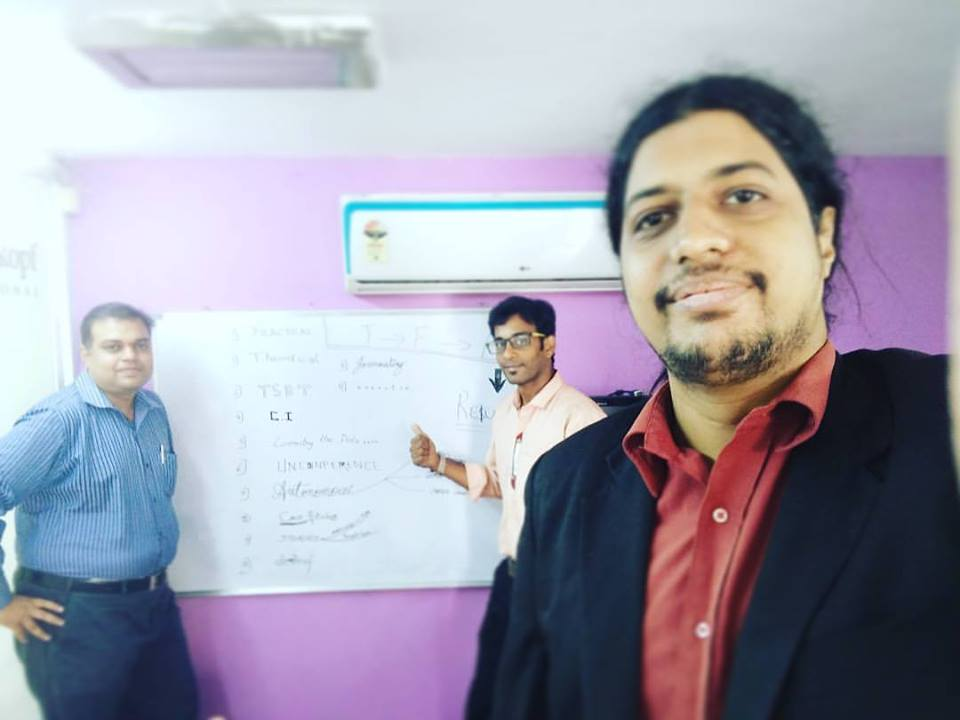 Attending 2nd day of Business Leadership Bootcamp intense training at Madipakkam Ramnagar would not be available for calls only messages