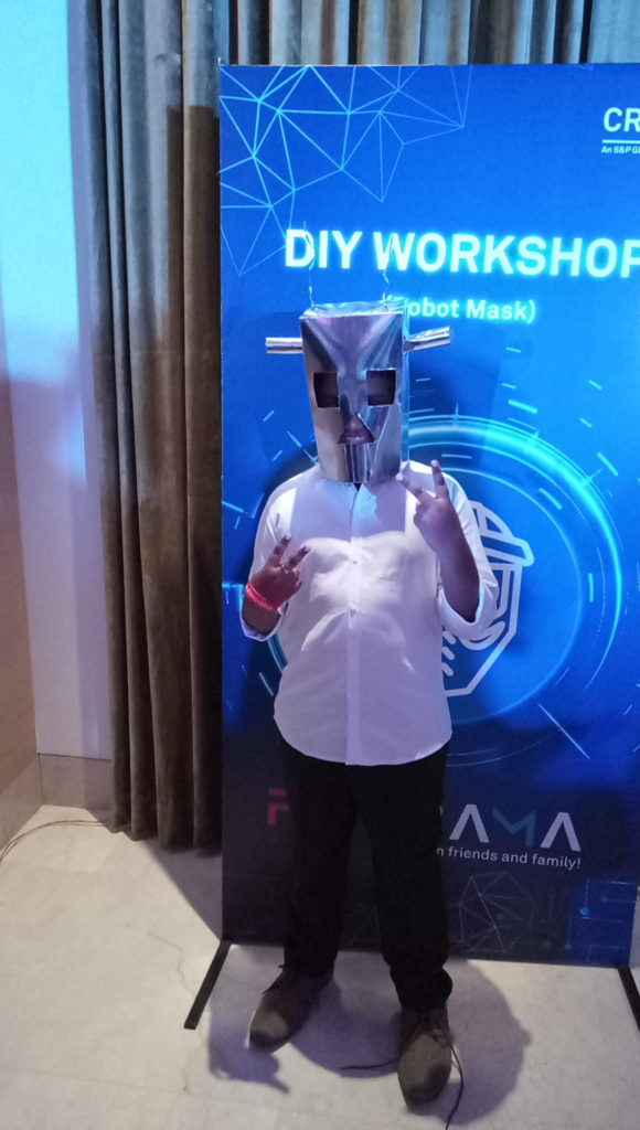 Robo Making Workshop at Hotel Raintree Annasalai Chennai Chennai Event Entertainers