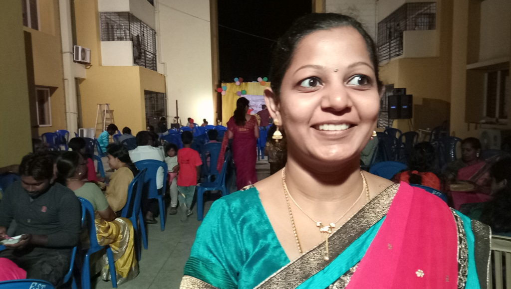 Guest testimonial about CEE after the family day at KEH Apartments in Medavakkam