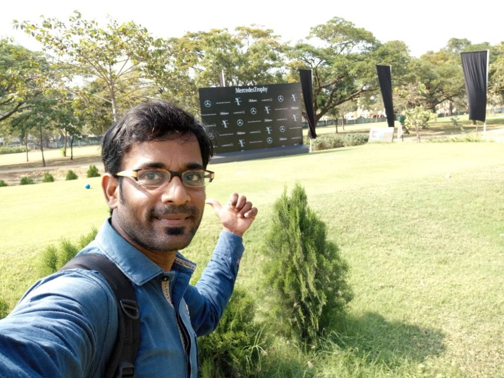 Facebook live from TNGF Cosmo Golf Course Nandanam Mercedes Trophy CEE Manpower
