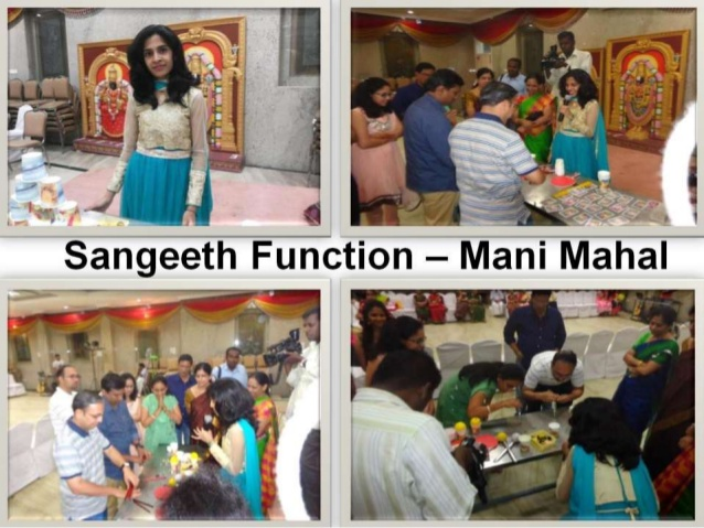 Sangeet Event Flow Planned by Tamilnadu Wedding Anchors Nandhini and Thamizharasan