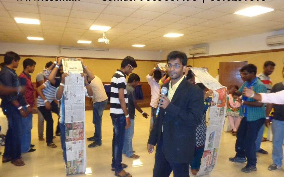 Corporate Team Outing Games List for 250 plus participants Chennai Event Emcees and Entertainers