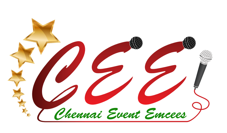 Chennai Event Emcees CEE Official Logo